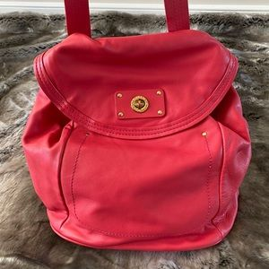 Marc by Marc Jacobs Totally Turnover Backpack NWOT